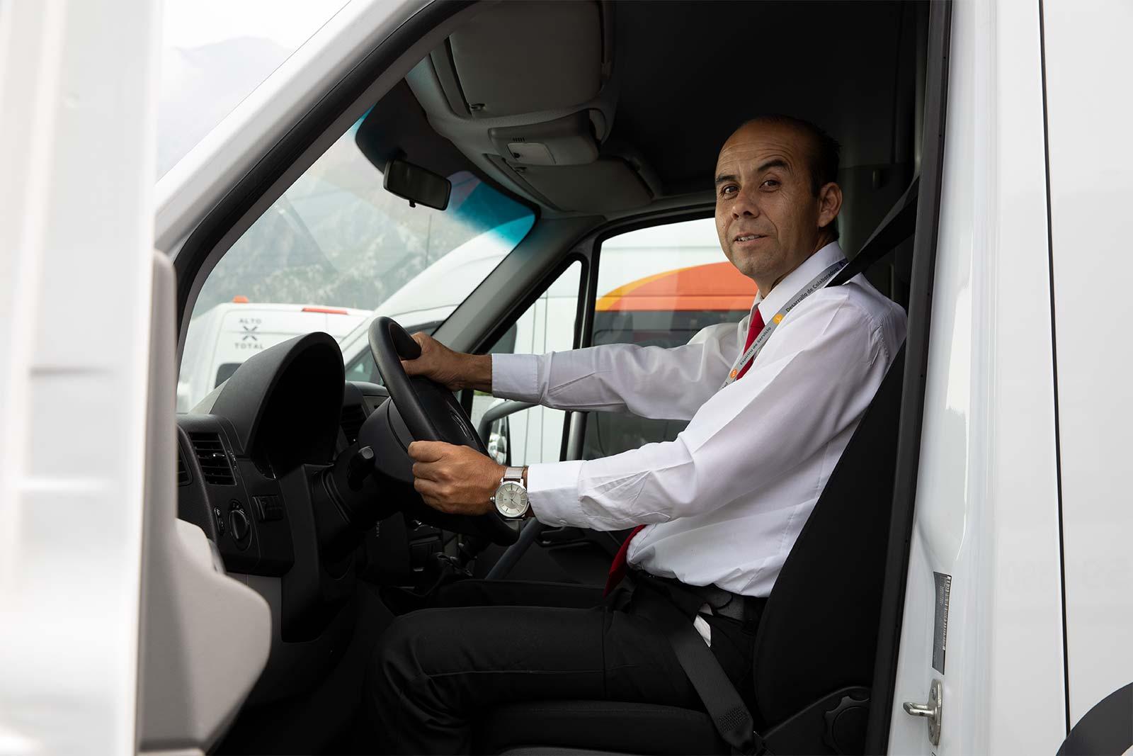 Senda Citi: Más de 30 años de experiencia en el transporte de personal