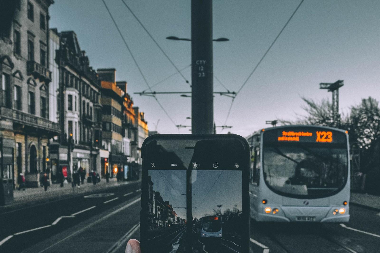 Innovación y tecnología en transporte de personal